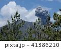 桜島 噴火 火山の写真 41386210