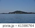 高島 島 晴れの写真 41386764