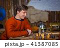 チェス 遊び 遊ぶの写真 41387085