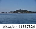 高島 島 晴れの写真 41387320