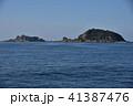 高島 軍艦島 海の写真 41387476