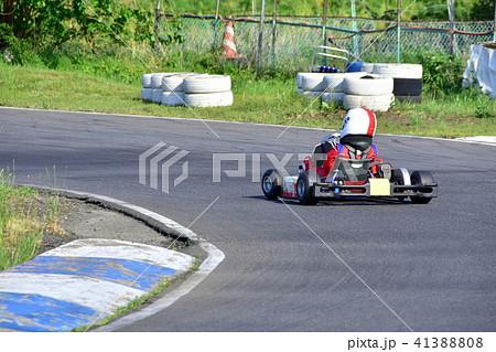 レーシングカート 41388808