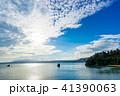 沖縄 海 晴れの写真 41390063