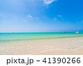 海岸 晴れ 青空の写真 41390266