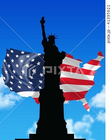 自由の女神 41395621