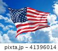 国旗(米国) 41396014