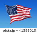 国旗(米国) 41396015