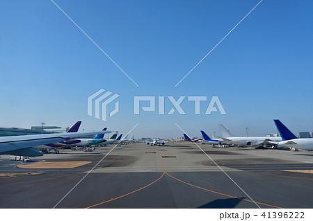 空港のエプロン 41396222