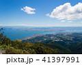 滋賀 権現山からの眺望 琵琶湖 41397991