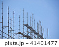 足場 建築 建設業の写真 41401477