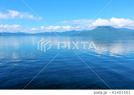北海道 支笏湖 41401501