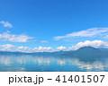 青空 空 湖の写真 41401507