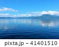 青空 空 湖の写真 41401510