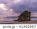 稲佐の浜の夕景 41402667