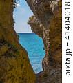 ニャティヤ洞 岩 海の写真 41404018