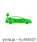 車 自動車 アイコンのイラスト 41405037