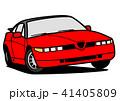 自動車 ベクター 外車のイラスト 41405809