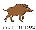 イノシシのイラスト 41410358