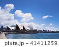 オペラハウス シドニー 風景の写真 41411259