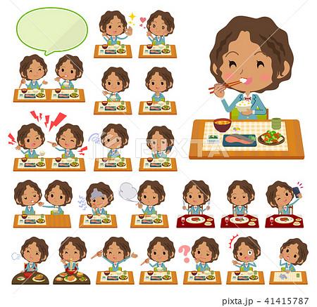 School girl Black_Meal 41415787