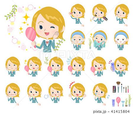 School girl White_beauty 41415804