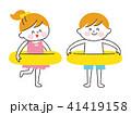 浮き輪 子供 41419158