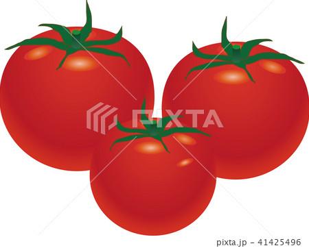 トマト 41425496