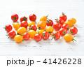 ミニトマト プチトマト トマトの写真 41426228