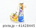 ハーバリウム 雑貨 ガラス瓶の写真 41428445