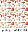 ベクトル クッキング 料理のイラスト 41430184