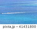 バナナボート マリンスポーツ 海の写真 41431800