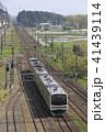 205系 東北線 列車の写真 41439114