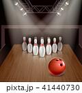 スポーツ ボール 玉のイラスト 41440730