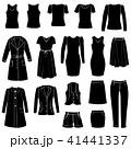 服 服装 衣服のイラスト 41441337