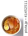 ラーメン 醤油ラーメン 食べ物の写真 41452511