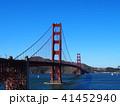 ゴールデンゲートプリッジ サンフランシスコ 41452940