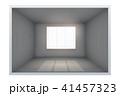 ダーク 空間 部屋のイラスト 41457323