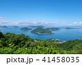 海 青空 風景の写真 41458035