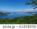 海 青空 風景の写真 41458036