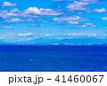 東京湾 海 青空の写真 41460067