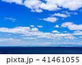 東京湾 海 青空の写真 41461055