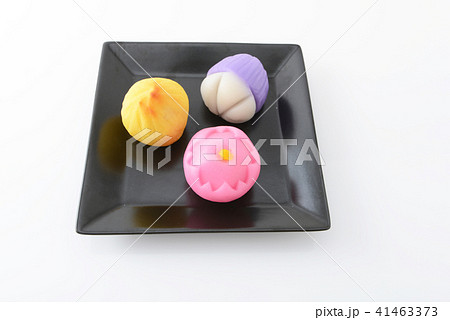 おいしそうな和菓子 41463373