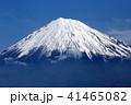 富士山 山 冠雪の写真 41465082
