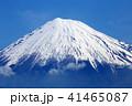 富士山 山 冠雪の写真 41465087