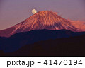 満月 月 スーパームーンの写真 41470194