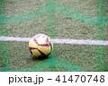 サッカーボール 41470748