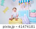 少年 男の子 男児の写真 41474181