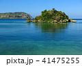 海 島 自然の写真 41475255