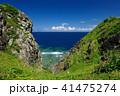風景 海 晴れの写真 41475274