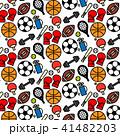 アイコン イコン スポーツのイラスト 41482203